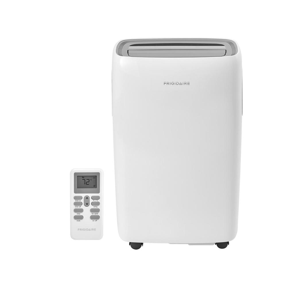 Climatiseur Uberhaus Frigidaire 10 000 Btu 3 Speed Portable Air Conditioner With Dehumidifier And Remote For 450 Sq Ft