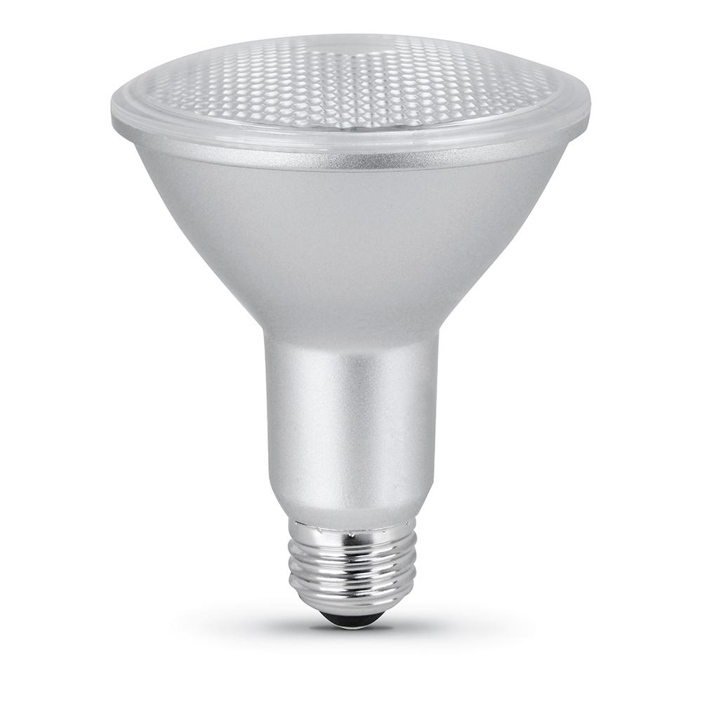 Dimmbare Led Spots Feit Electric 75 Watt Equivalent Par30 Dimmable Cec Title 20 Compliant Spot Led Energy Star 90 Cri Light Bulb Daylight