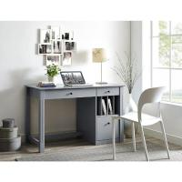Walker Edison Furniture Company Home Office Deluxe Grey ...