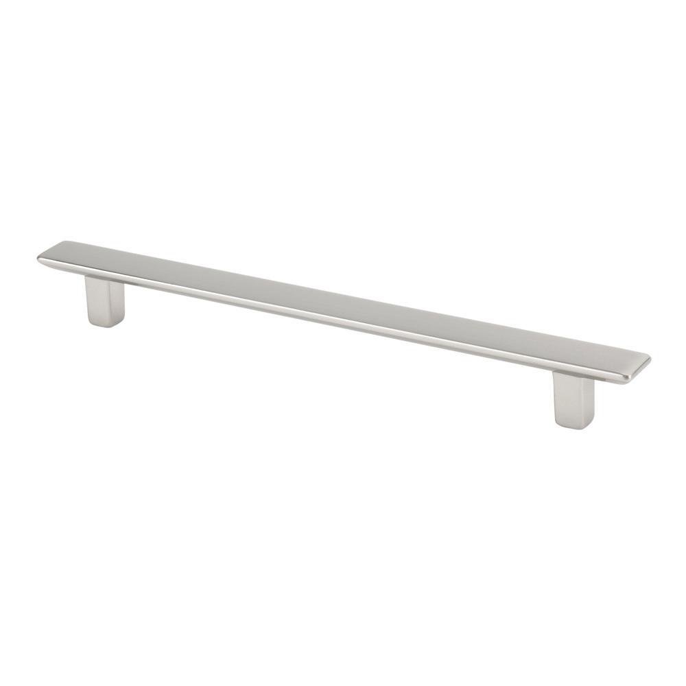 Modern Chrome Cabinet Pulls Topex Italian Design Collection 7 8 In Center To Center Chrome Thin Modern Rectangular Cabinet Pull