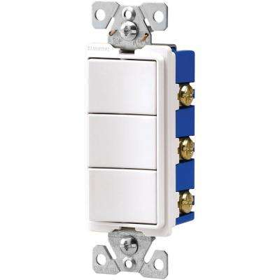 Triple - Light Switches - Wiring Devices  Light Controls - The Home