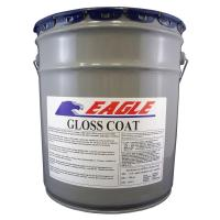 Eagle 5 Gal. Gloss Coat Clear Wet Look Solvent-Based ...
