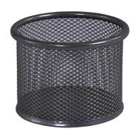 Buddy Products Mesh Round Paper Clip Holder-ZD022-4 - The ...