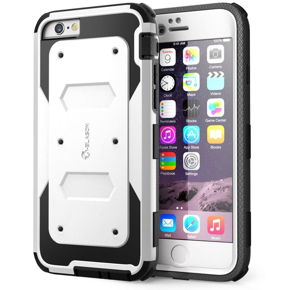 Iphone 6 Ne Kadar I Blason Armorbox Full Body Protective Case For Apple Iphone 6 6s Plus 5 5 Case White