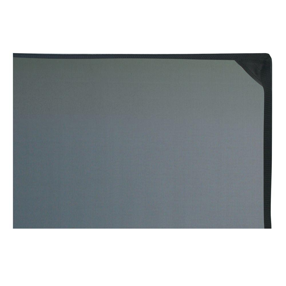 Garage Door Screen That Rolls Up Fresh Air Screens 10 Ft X 8 Ft Garage Door Screen No Zippers