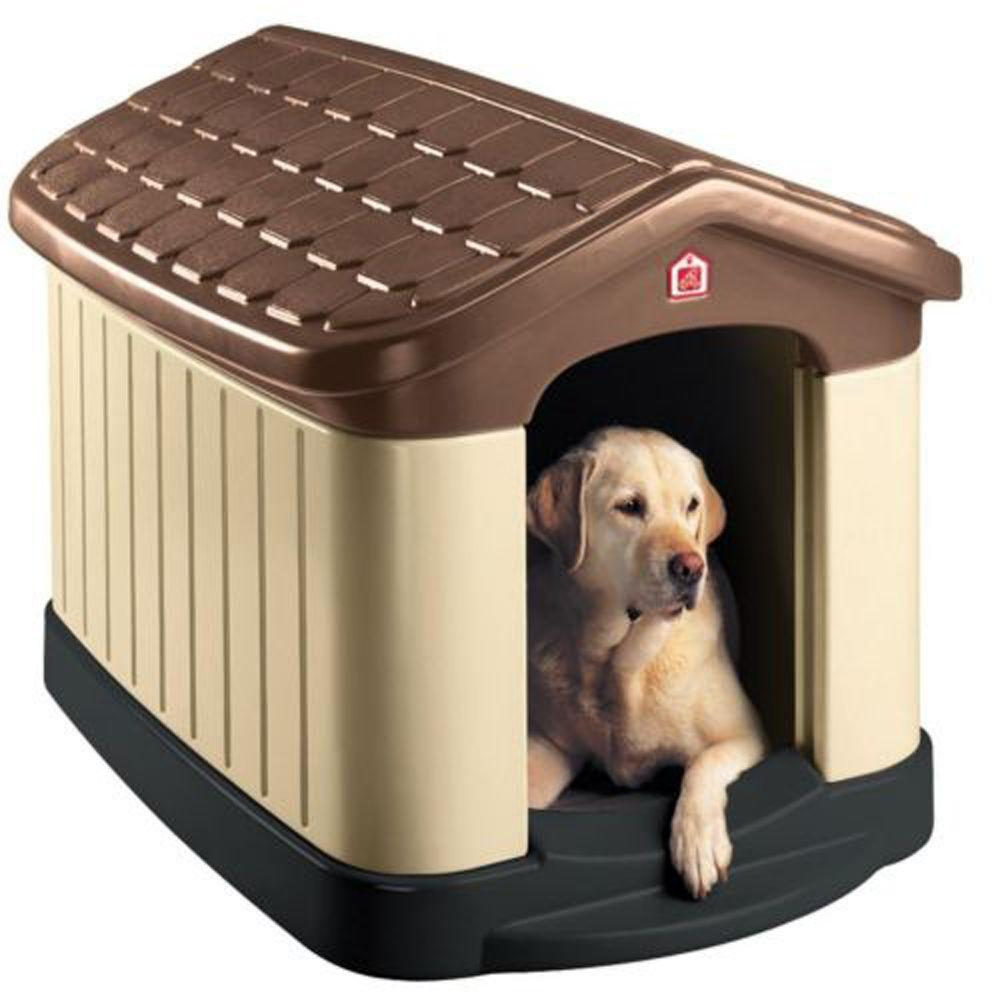 Garage Heater For Dogs 32 In X 45 In X 32 5 In Tuff N Rugged Dog House