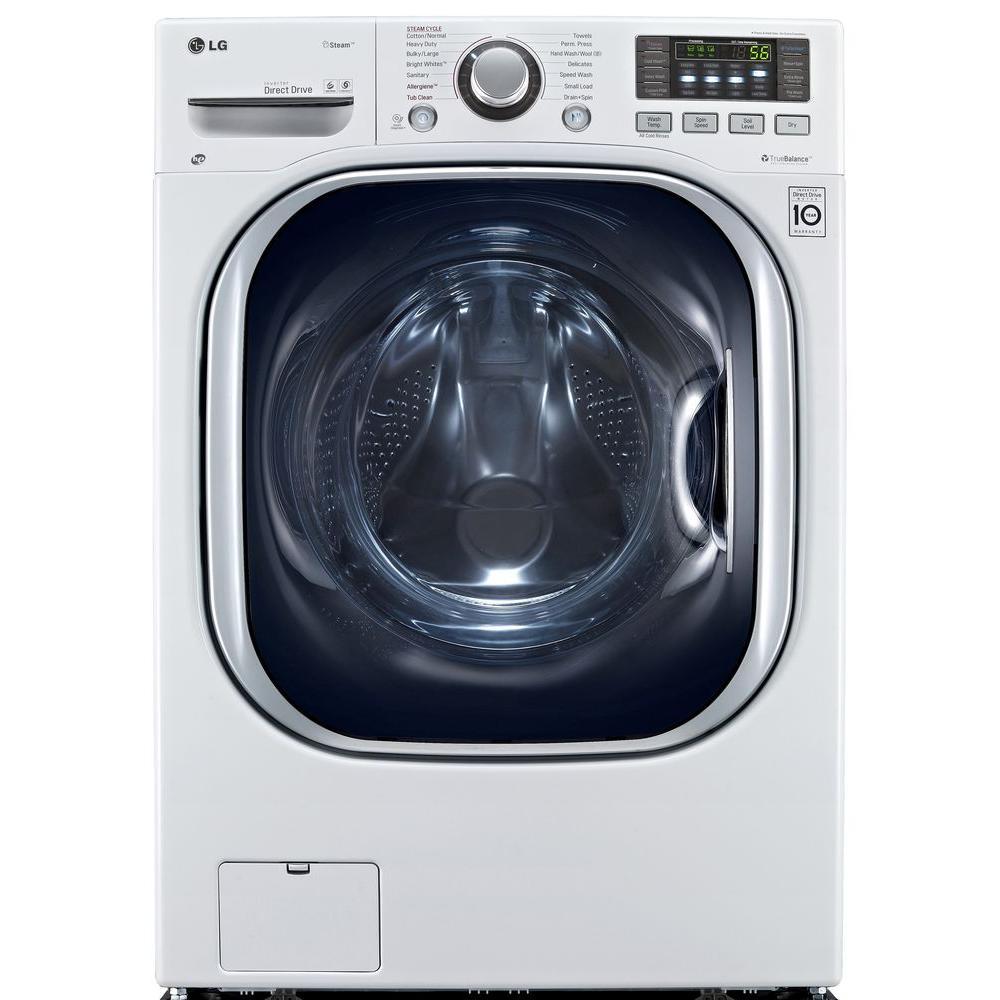 Lg electronics 4 3 cu ft all in one washer and electric ventless
