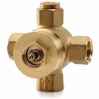 TOTO 2-Way Diverter Shower Valve with Off-TSMVW - The Home ...