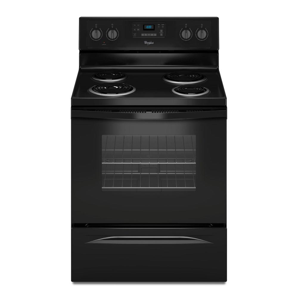 Whirlpool Oven Symbolen Whirlpool 30 In. 4.8 Cu. Ft. Electric Range With Self