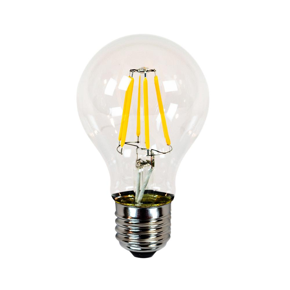 Lamp Led Filament Newhouse Lighting 40w Equivalent Incandescent A19 Dimmable Led Filament Light Bulb