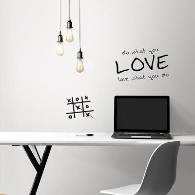 NuWallpaper 30.75 sq. ft. Dry Erase Peel and Stick Wallpaper-NU2497 - The Home Depot
