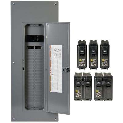 Square D - Breaker Boxes - Power Distribution - The Home Depot