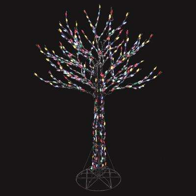 Yard Stake - Pre-Lit - Christmas Decorations - Holiday Decorations - home depot outdoor christmas decorations