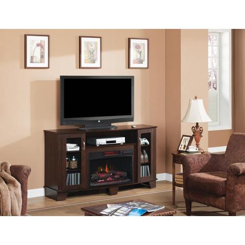 Medium Of Console Living Room