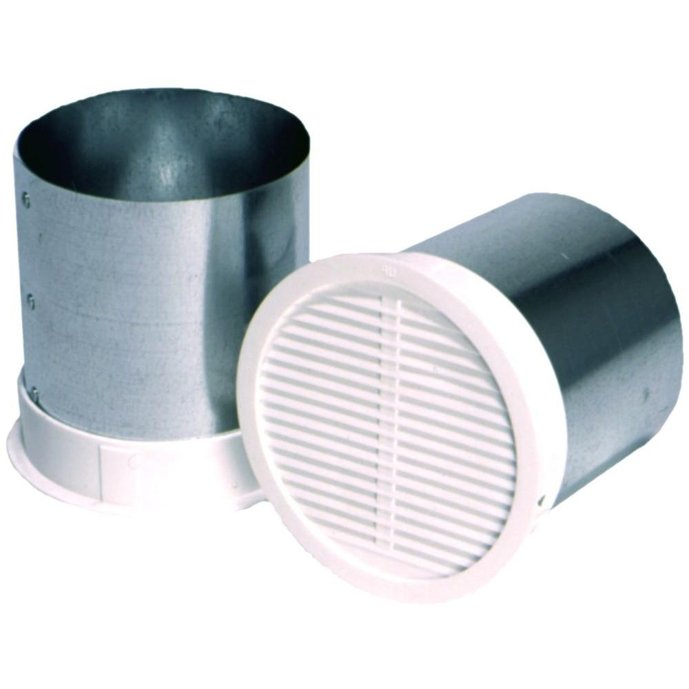 Eave vent for bath exhaust bfev4 the home depot