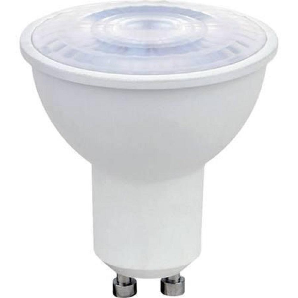 Led Gu10 Halco Lighting Technologies 50 Watt Equivalent 6 Watt Mr16 Gu10 Dimmable Led Soft White 3000k Light Bulb 80888