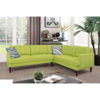 Green Tufted Sectional Sofa Set (2-Piece)-SH5004A - The ...