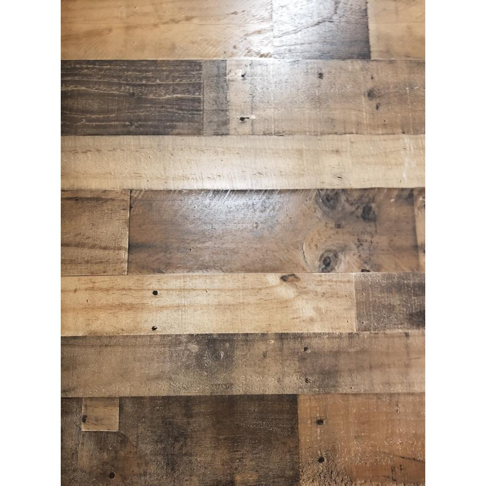 Woodgrain Millwork 3 5 Mm X 48 In X 96 In Authentic Pallet Mdf Panel 169822 The Home Depot