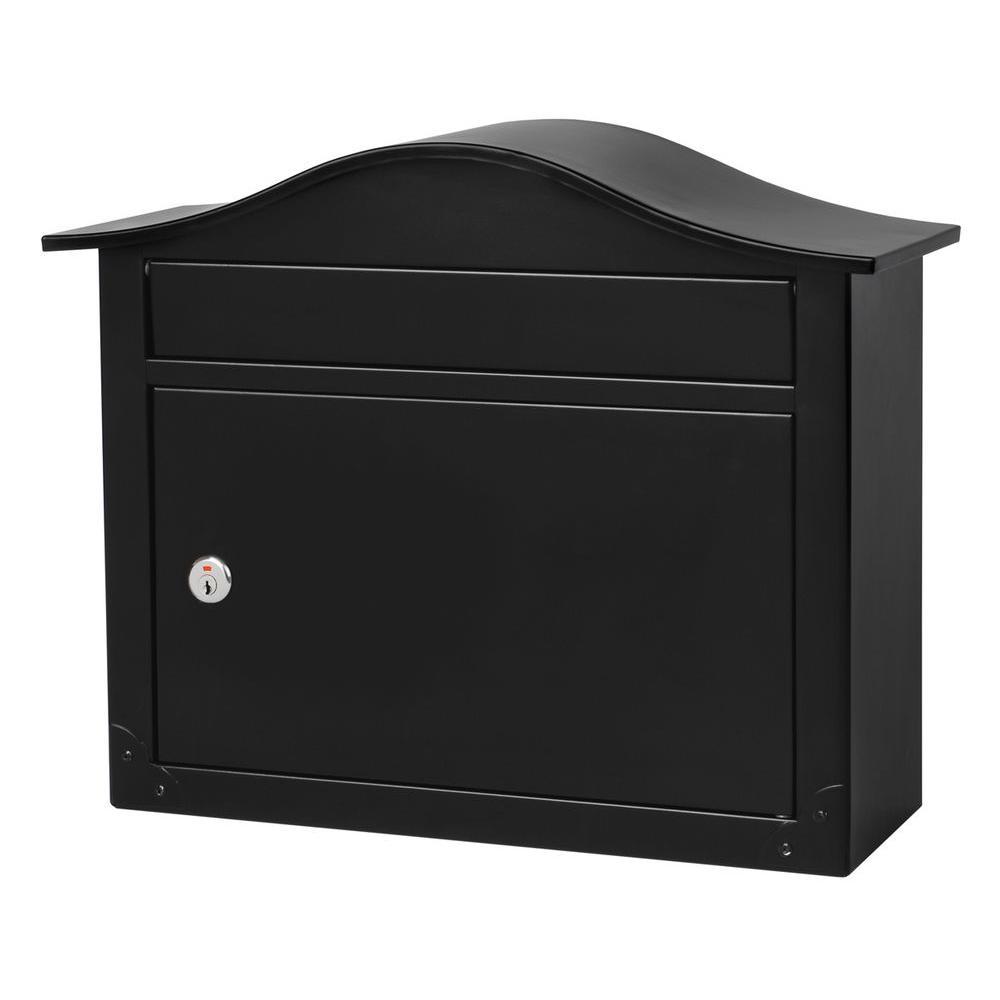 Black Mailboxes Wall Mount Pmpresssecretariat