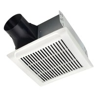 NuTone InVent Series 80 CFM Ceiling Bathroom Exhaust Fan ...