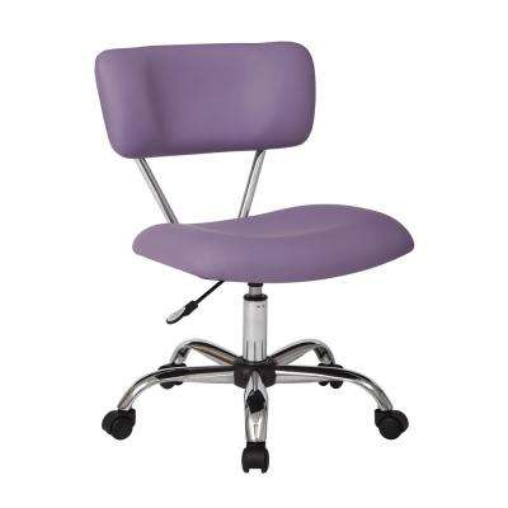 Modern - Office/Desk Chair - Purple - Home Office Furniture