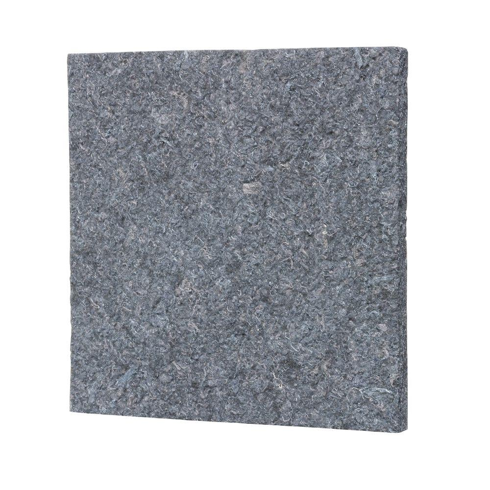 Bonded Logic Inc Ultrasonic 12 In X 12 In Acoustic Panels Package Of 6 60600 11212 The Home Depot
