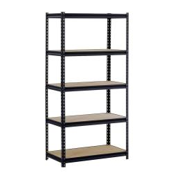 Small Crop Of Adjustable Shelving Units Wood