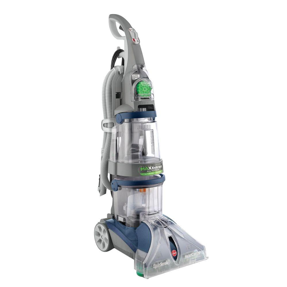 Carpet Cleaning Vacuum Hoover Max Extract All Terrain Upright Carpet Cleaner