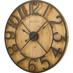 Small Of Large Wall Clock