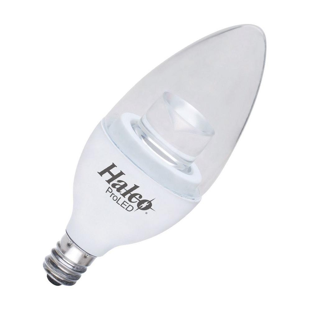 5 Watt Led 40 Watt Equivalent 5 Watt B11 Dimmable Chandelier Led Warm White 2700k Light Bulb 80820
