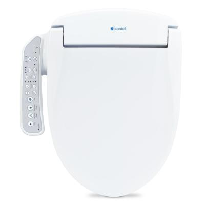 TOTO C200 Electric Bidet Seat for Elongated Toilet in Cotton White