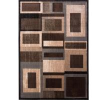 Home Dynamix Bazaar Gal 1196 Black/Brown 8 ft. x 10 ft ...