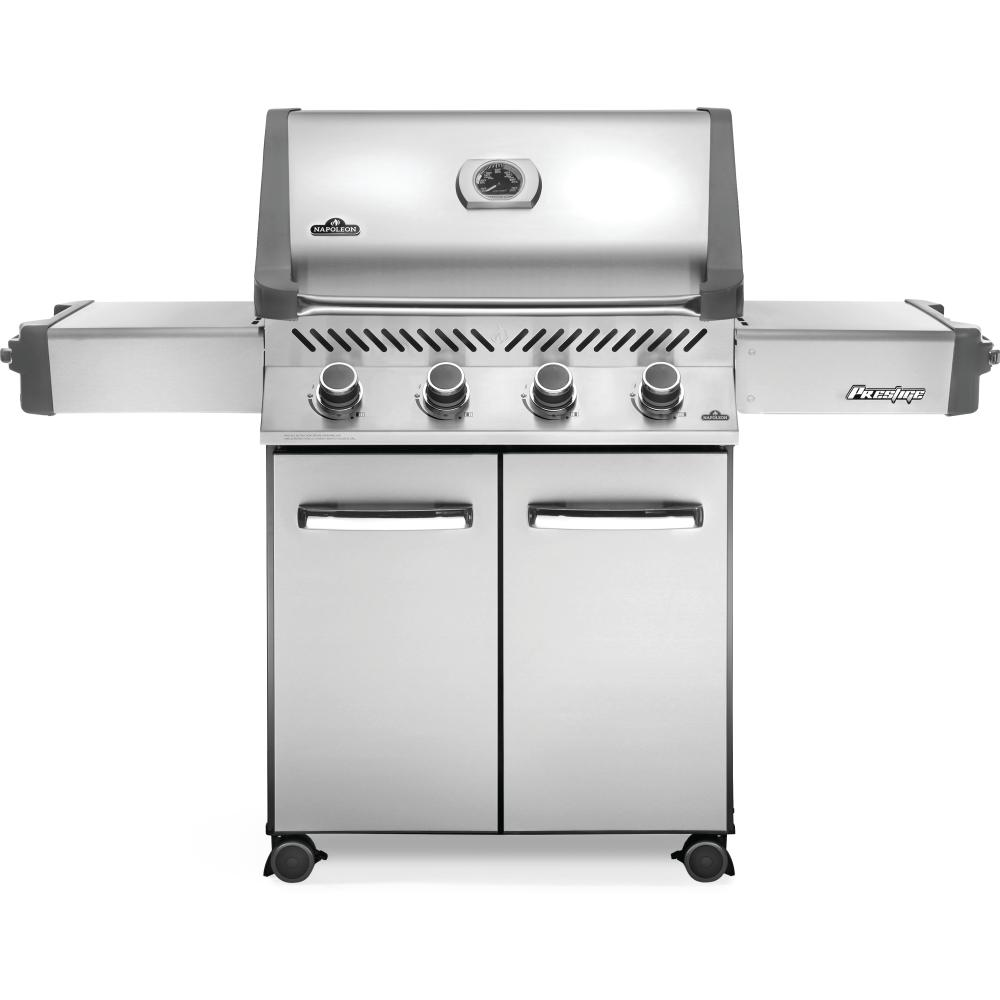 Gasgrill Seattle Napoleon Prestige 500 Propane Gas Grill In Stainless Steel