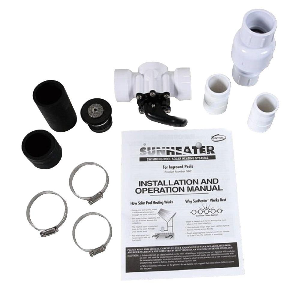 Sunheater Universal System Kit For Universal Solar Pool