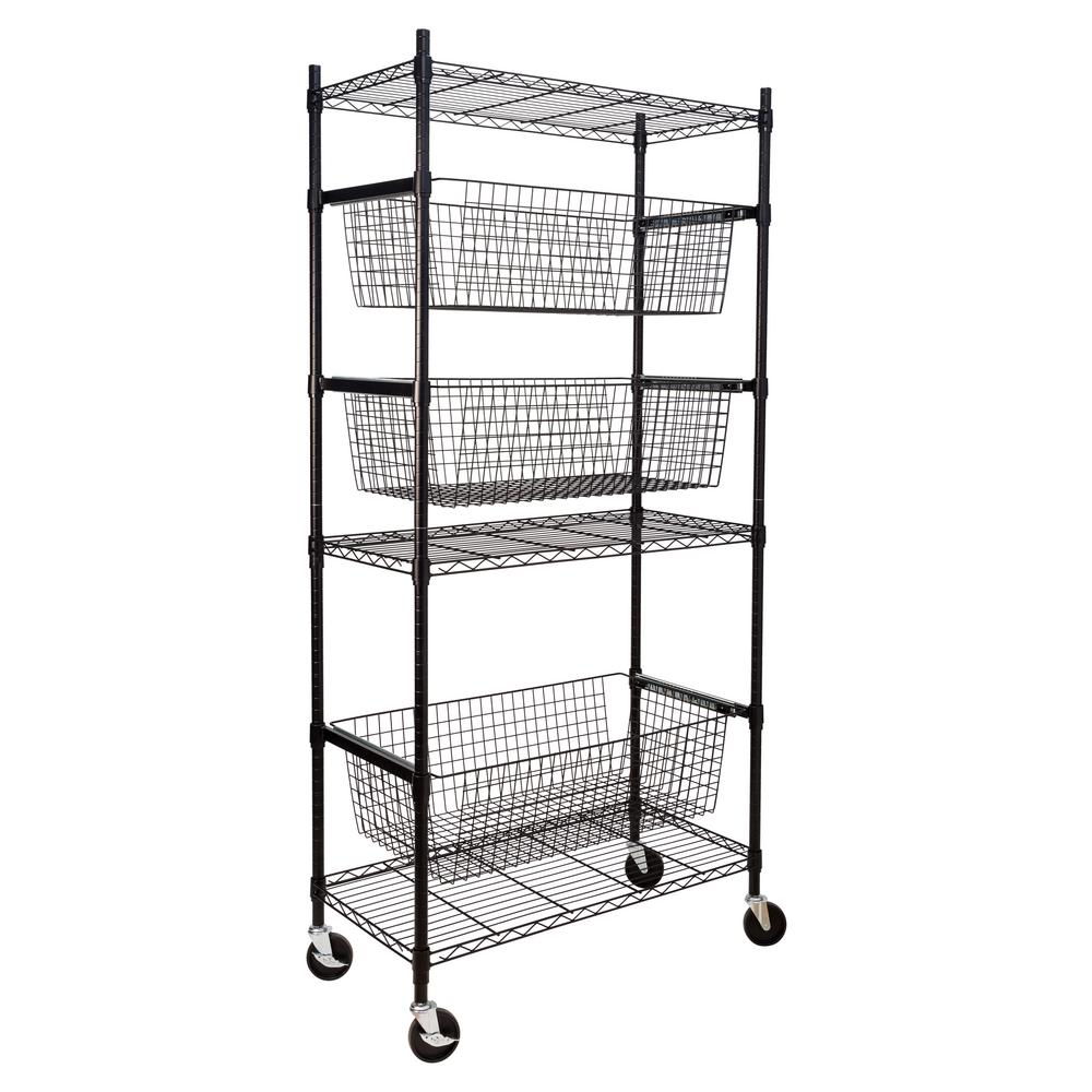 Storage Racks Garage Storage Shelving Units Racks Storage Cabinets More At