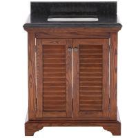 Home Decorators Collection Cedar Cove 30 in. Vanity in Oak ...