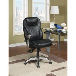 Cheery Serta Black Bonded Lear Executive Office Chair Serta Black Bonded Lear Executive Office Home Depot Serta Office Chair Instructions Serta Office Chairs Parts