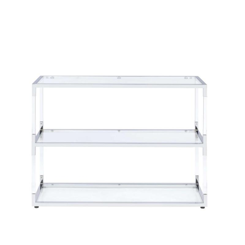 Large Of Acrylic Console Table