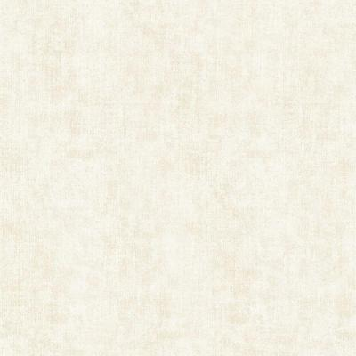 Kenneth James Sultan Cream Fabric Texture Wallpaper-2618-21347 - The Home Depot