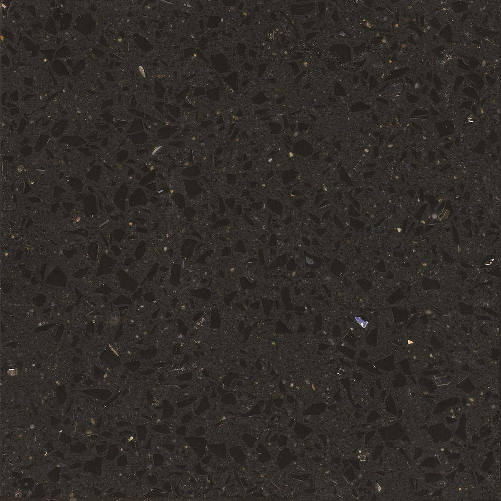 Quartz Countertop Prices Canada Silestone 2 In X 4 In Quartz Countertop Sample In Stellar Night