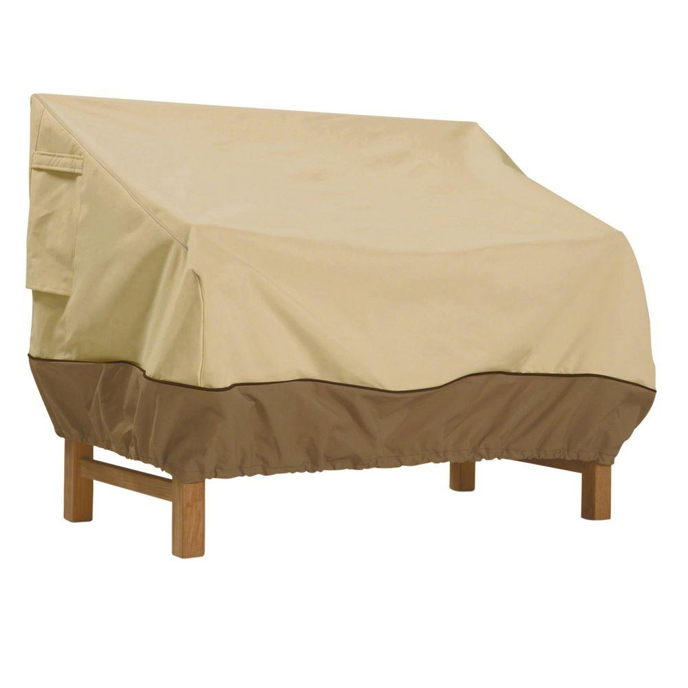 Outdoor Covers Classic Accessories Veranda 58 In Patio Loveseat Cover