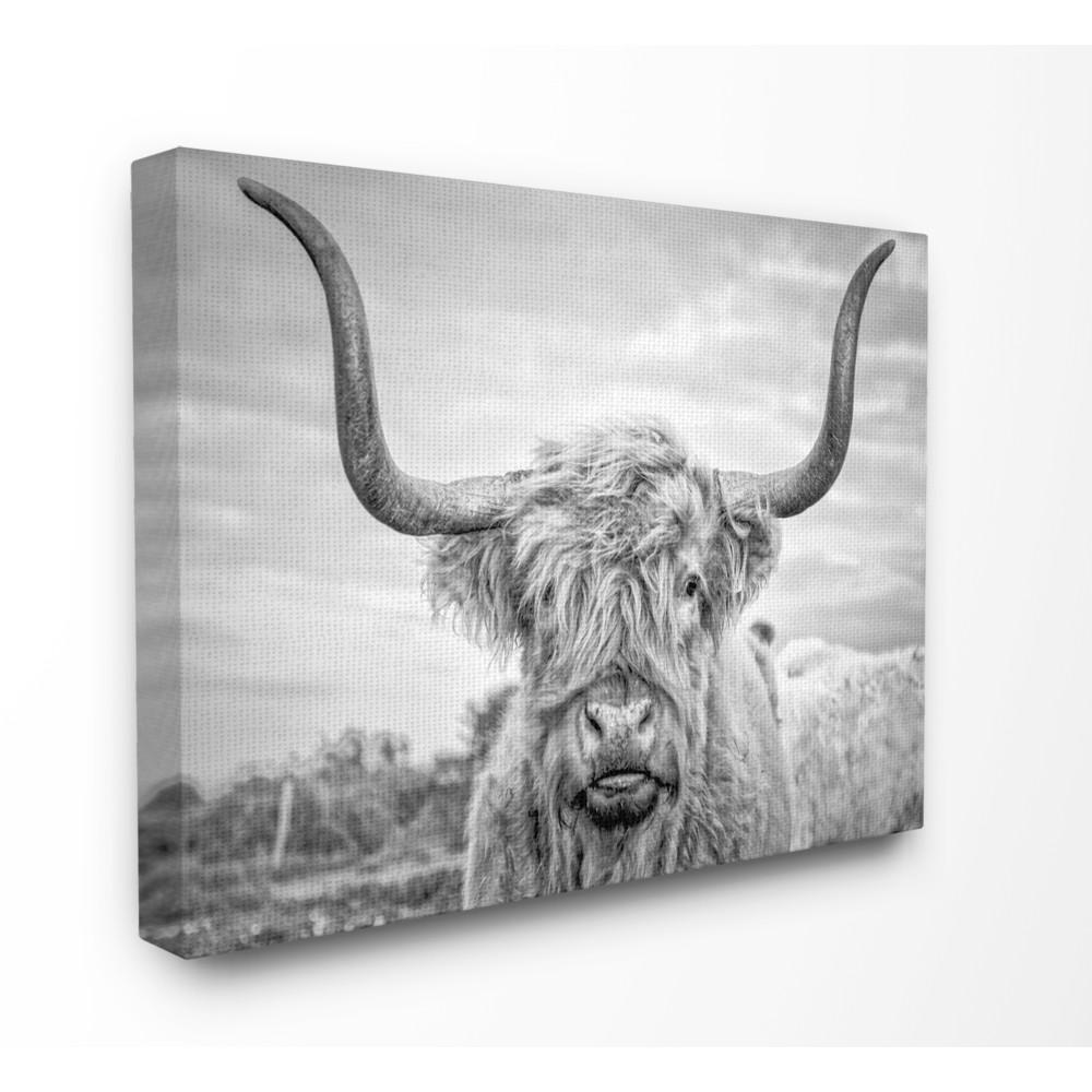 Black And White Canvas Pictures The Stupell Home Decor Collection 30 In X 40 In
