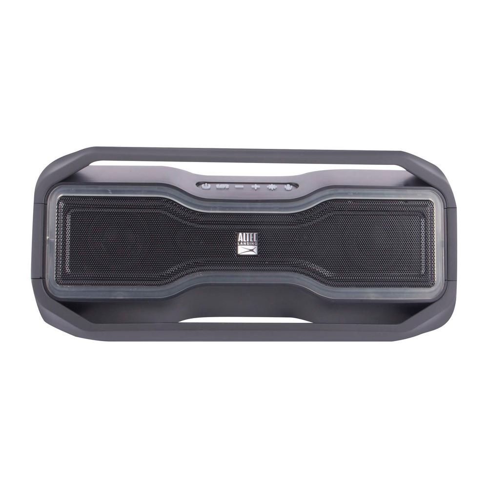 Box Bluetooth Altec Lansing Rock Box Mini Bluetooth Speaker