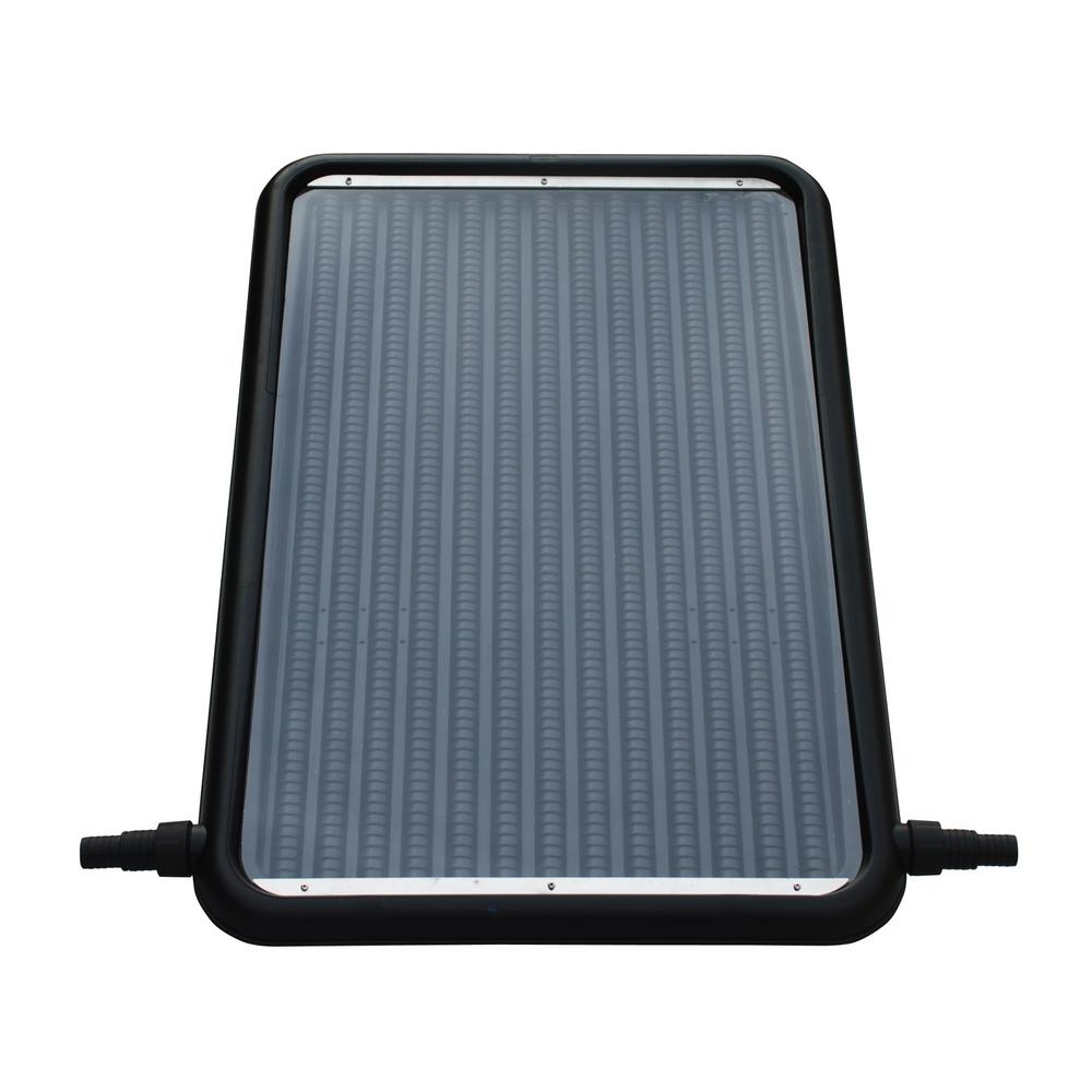 Flowxtreme 21 In Solar Flat Panel Heater For Above Ground