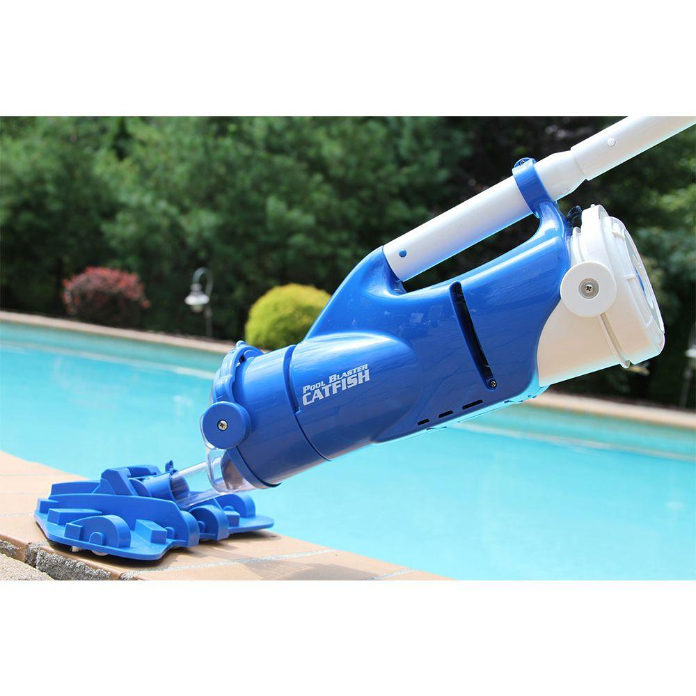 Pool Bodensauger Set Water Tech Water Tech Pool Blaster Catfish Li Ultra Spa And Pool Vacuum Cleaner