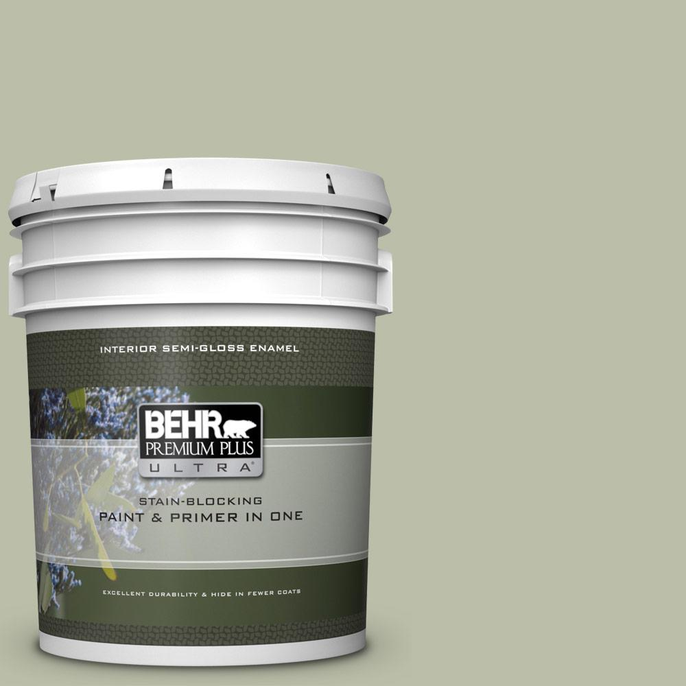 Urban Nature Interieur Behr Premium Plus Ultra 5 Gal S380 3 Urban Nature Semi Gloss Enamel Interior Paint And Primer In One