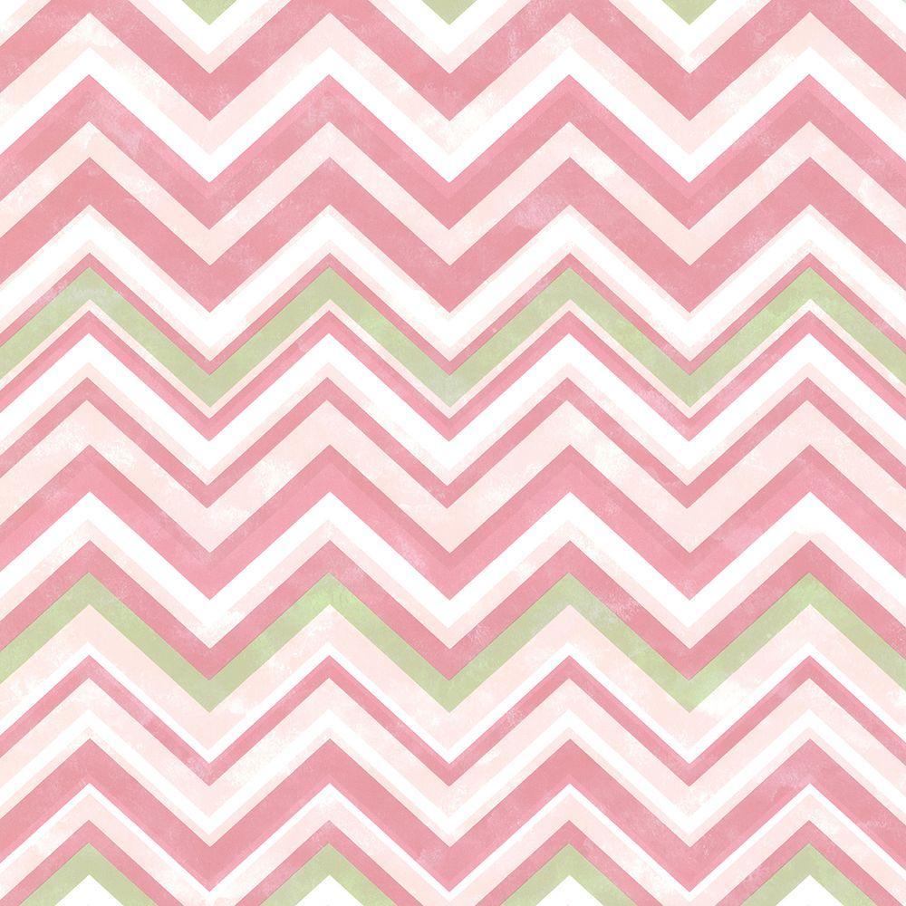 Bb 8 Cute Wallpaper Chesapeake Susie Pink Chevron Wallpaper Has47293 The