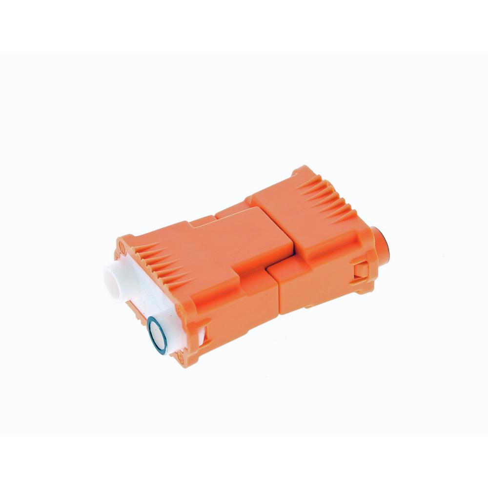 Eclairage Led 12 Volts Camping Car Ideal Powerplug Luminaire Disconnect Orange 5 Per Bag Standard Package Is 5 Bags