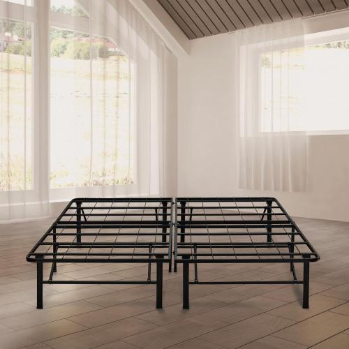 Medium Crop Of Metal Platform Bed