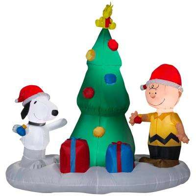 Peanuts - Outdoor Christmas Decorations - Christmas Decorations